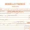 Dichiarazione dei redditi 2019: Modello 730, cosa è e scadenza
