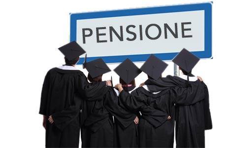 Inps pensioni: quanto costa riscattare gli anni di università?