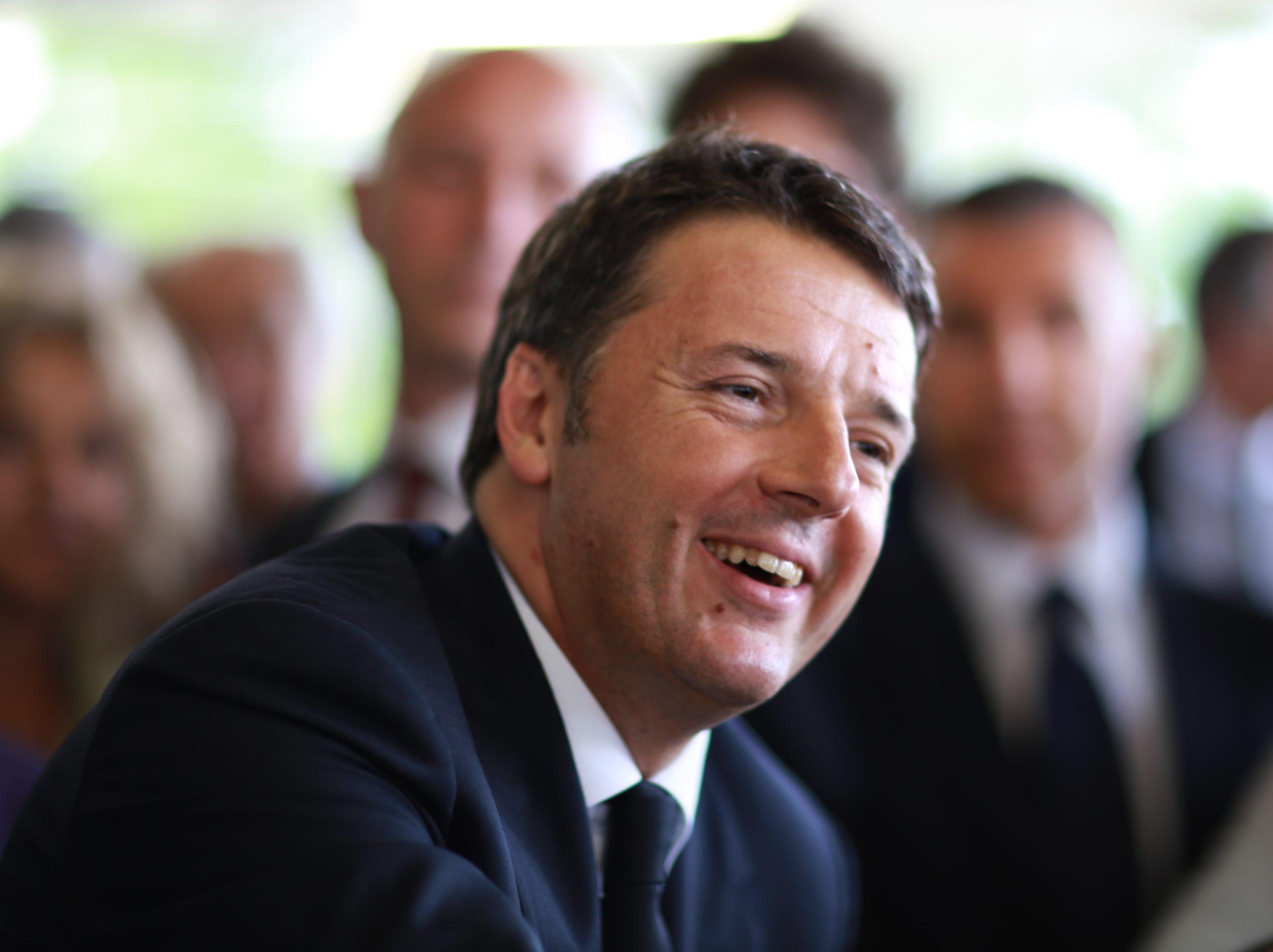 Governo, Matteo Renzi: