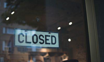 chiusura negozi