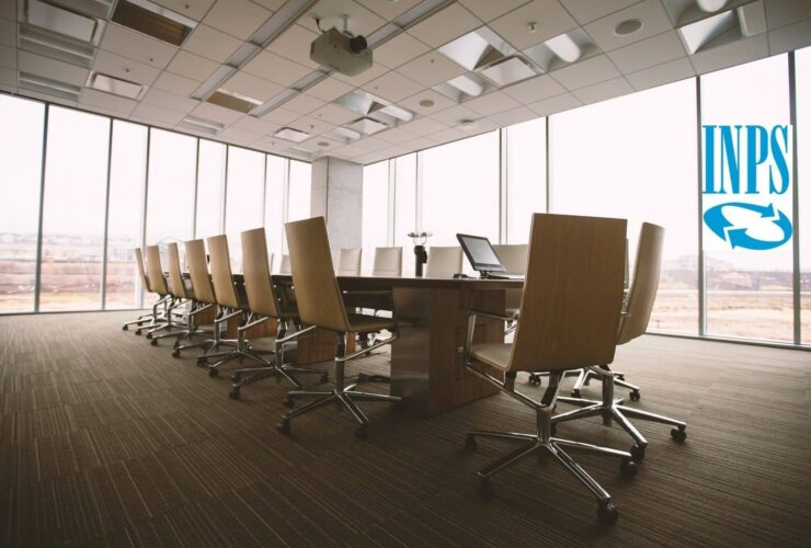 Sala conferenze, Inpproroda termini cassa integrazione