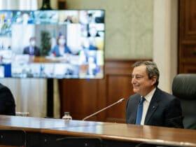 Stipendio Mario Draghi